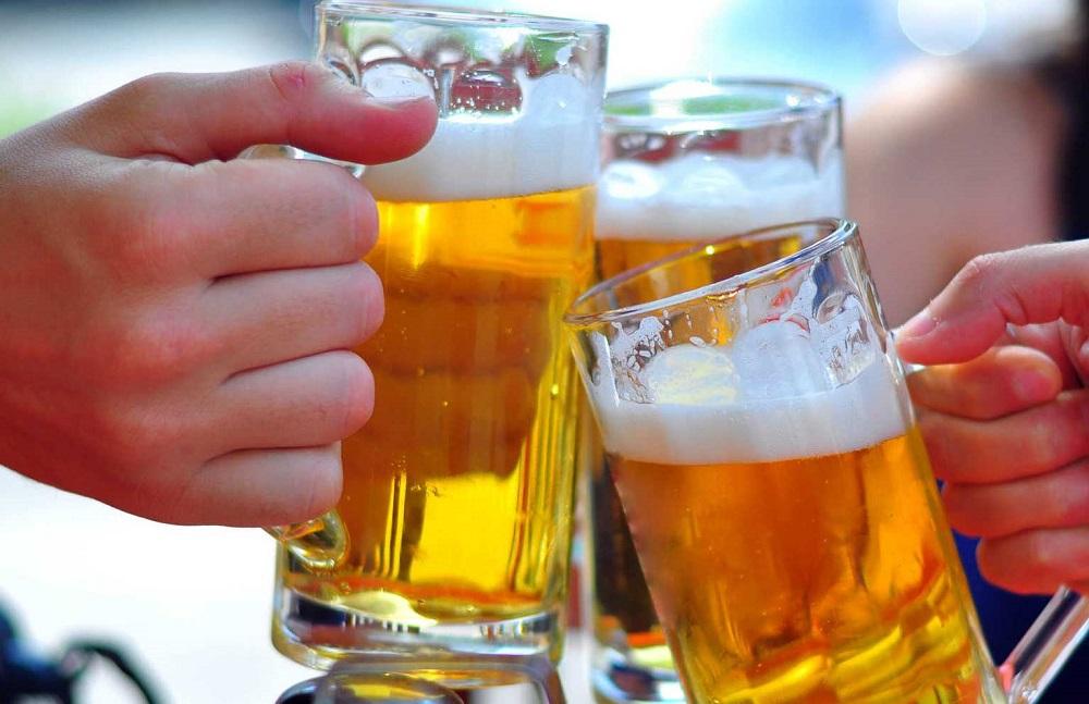 Rượu bia có chất dinh dưỡng gì