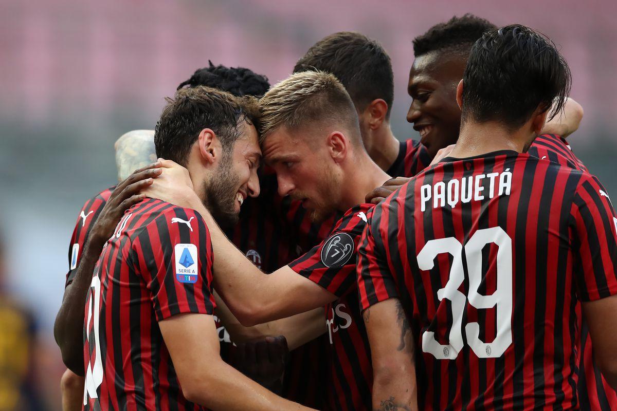 Những điểm nhấn ấn tượng trong chiến thắng 2-0 của AC Milan