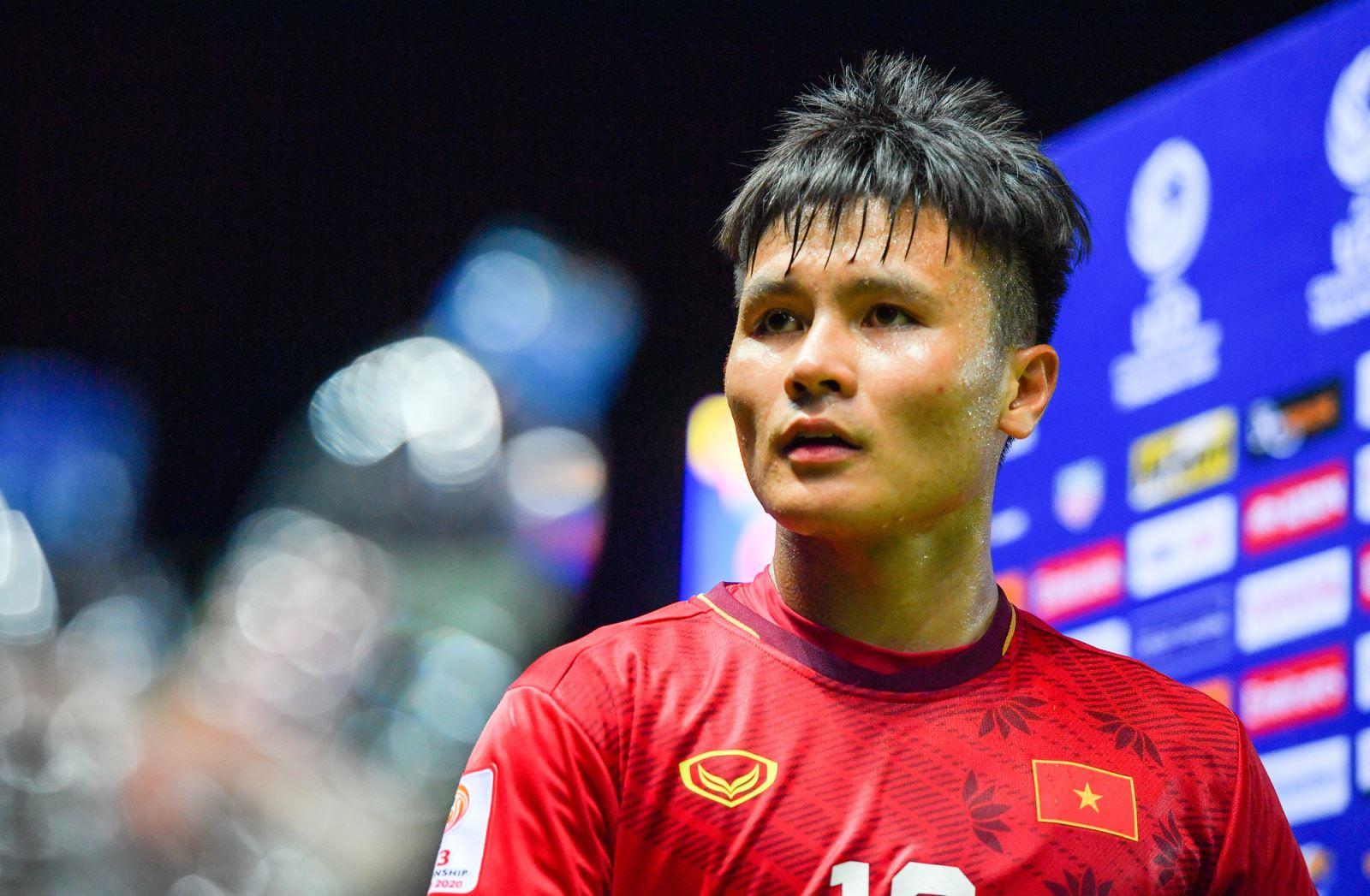 ĐTVN tự tin chiến thắng trước Trung Quốc với Quang Hải