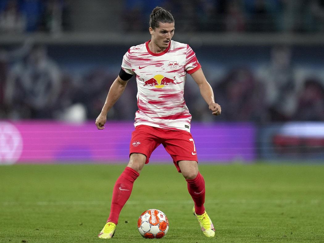 Bayern chiêu mộ thành công Marcel Sabitzer từ Leipzig