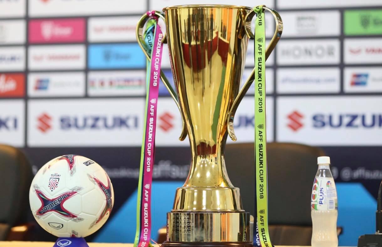 Lễ bốc thăm chia bảng AFF Cup sắp diễn ra vào ngày 21/9