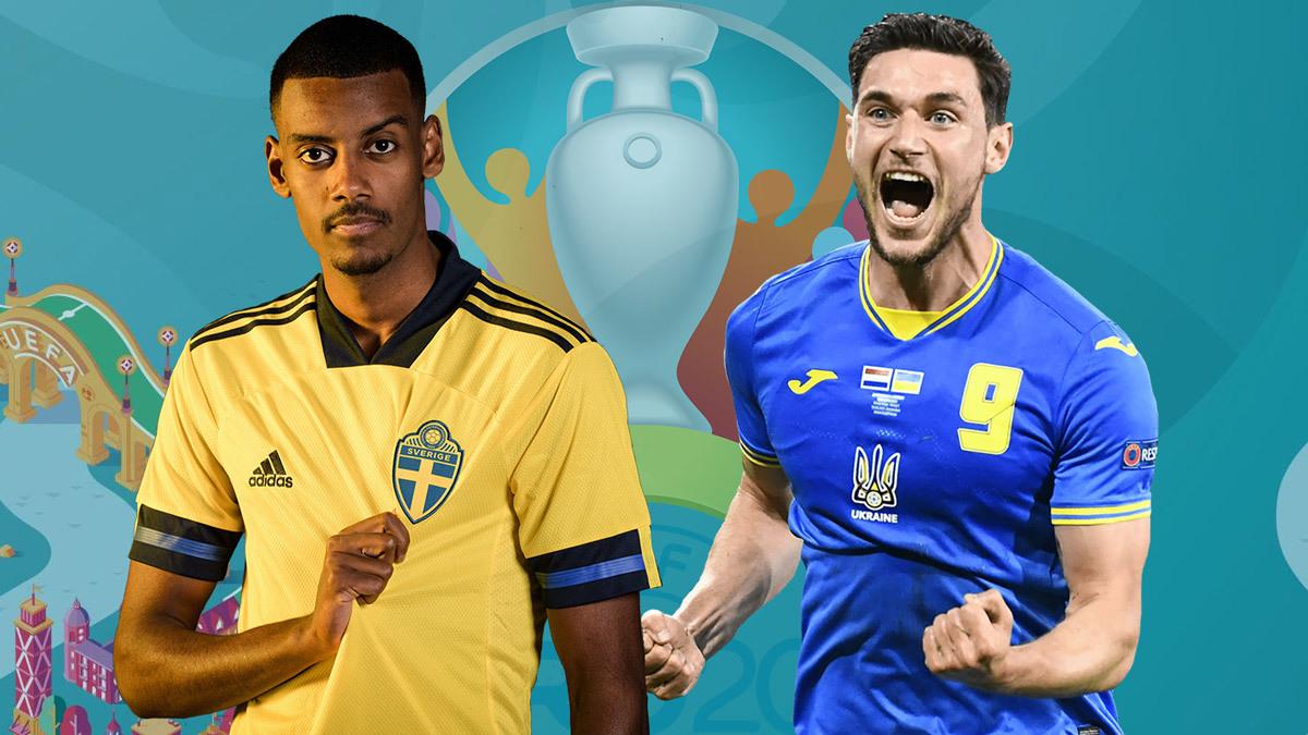 đội Thụy Điển và Ukraine