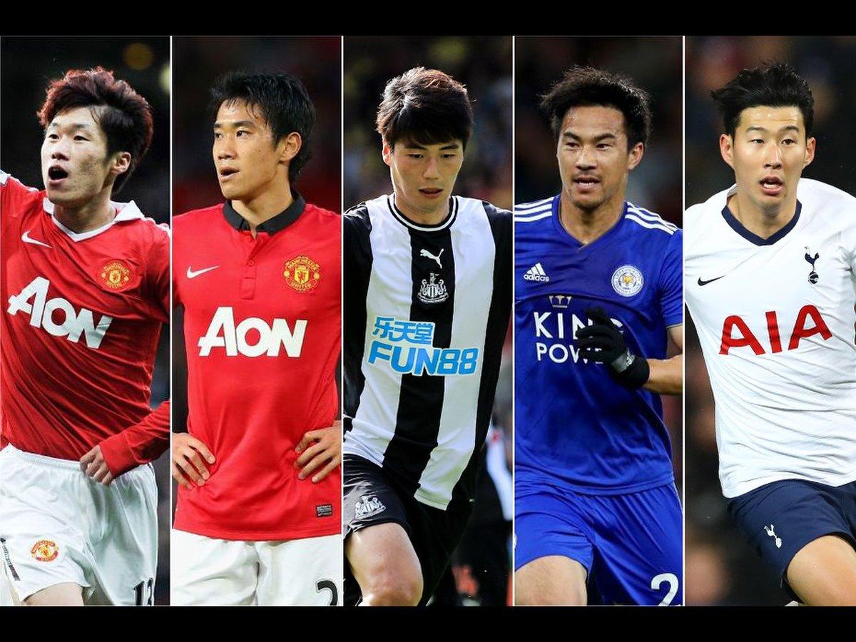 Những cầu thủ Châu Á thành công nhất mùa giải Ngoại hạng Anh