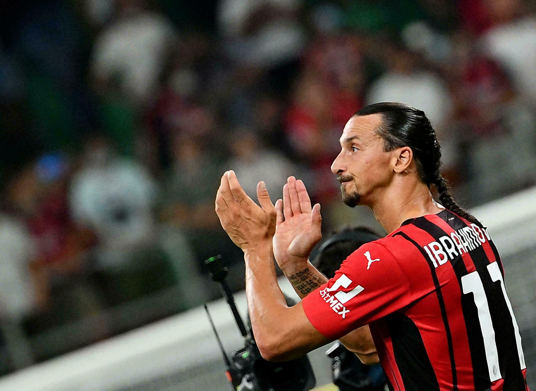 AC Milan gặp khó khăn trong trận Liverpool khi Ibrahimovic chấn thương
