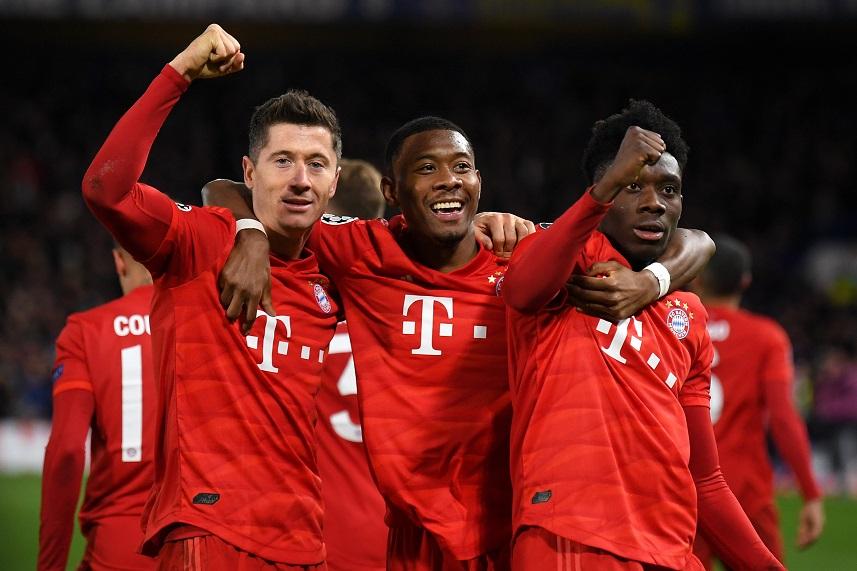 Bayern Munich luôn giữ được thành tích xuất sắc trong nhiều năm