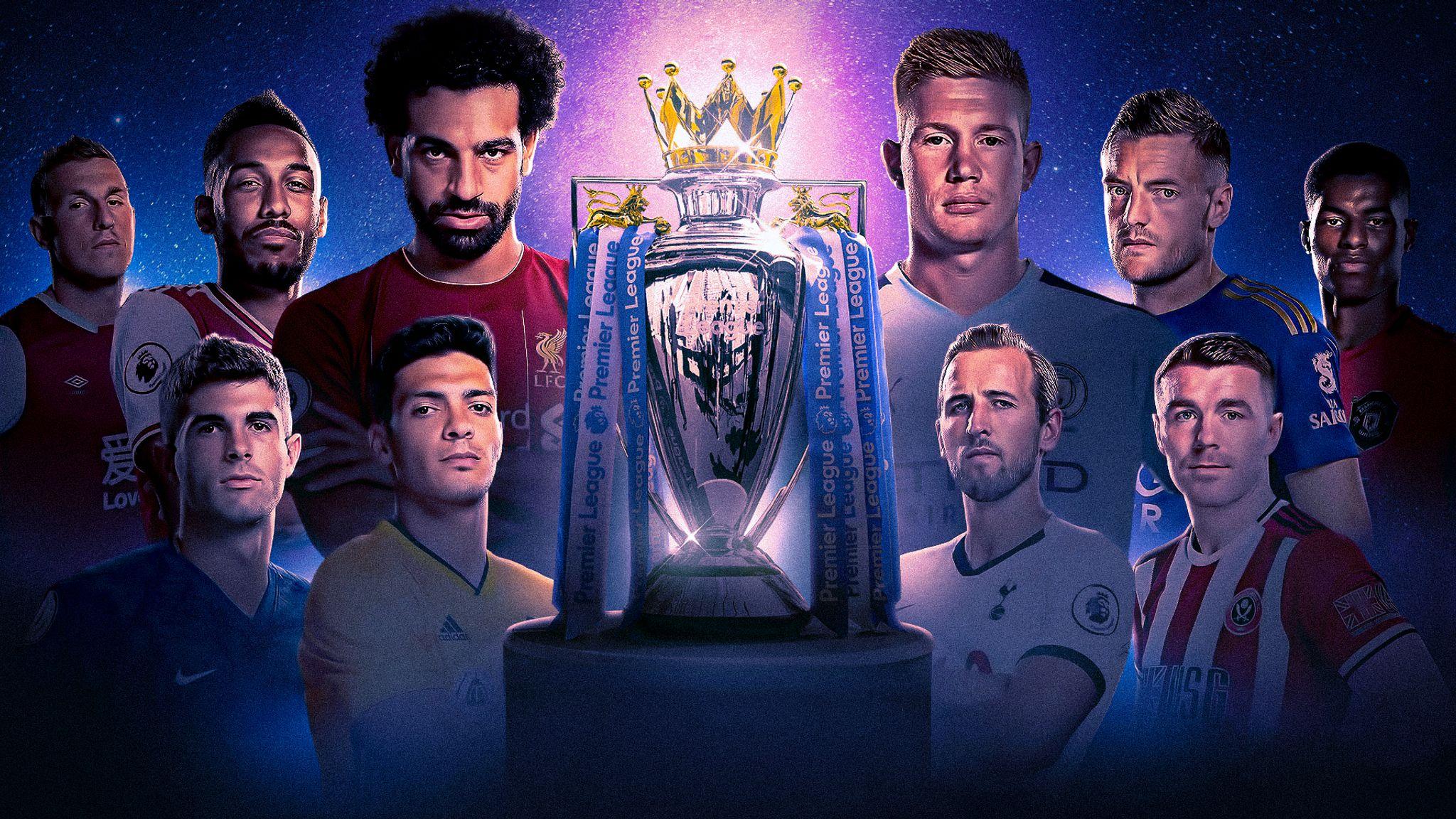 Điểm danh những cái tên sáng giá nhất Premier League hiện tại