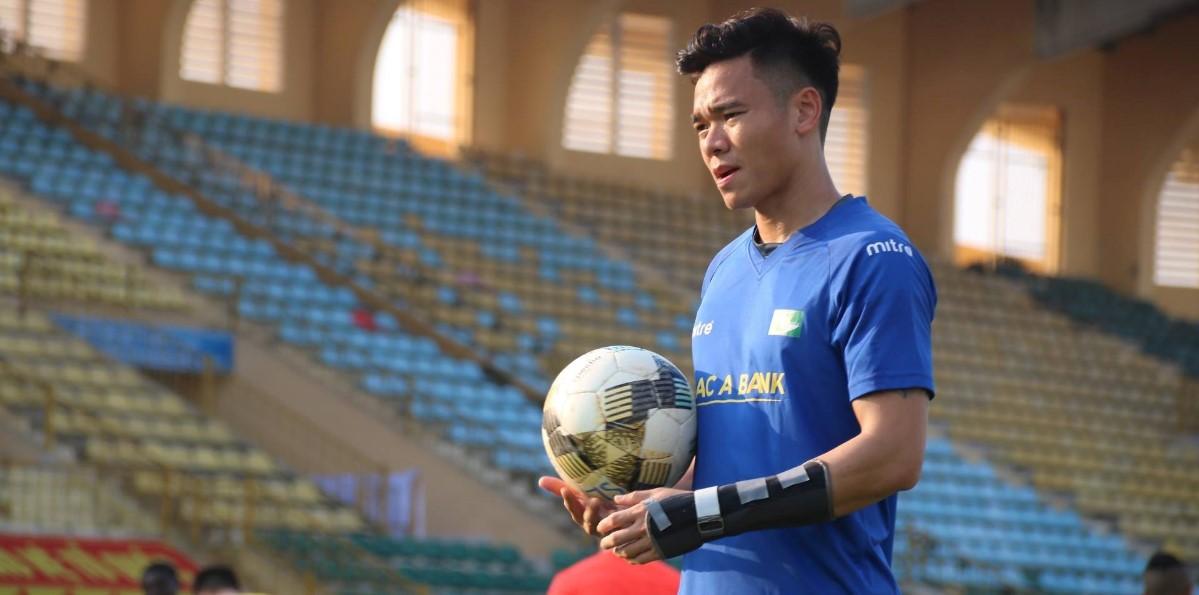 HLV Park triệu tập thủ môn Trần Nguyên Mạnh vào ĐTVN