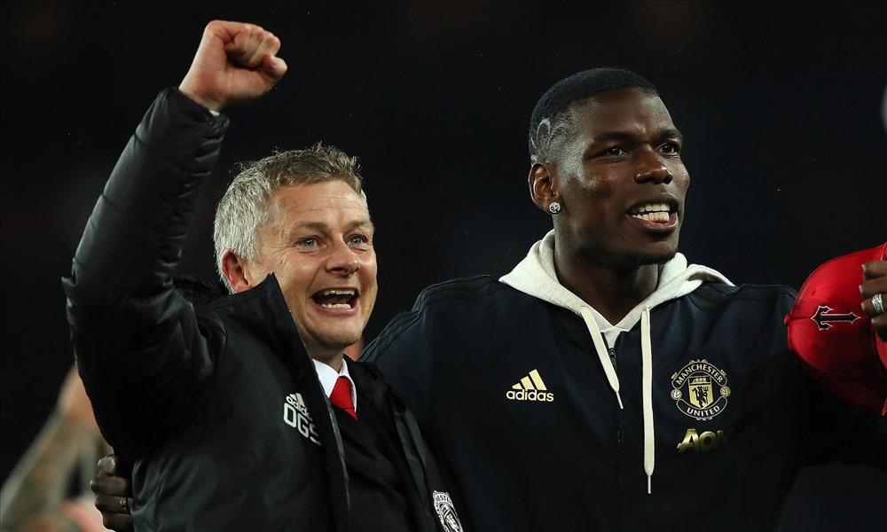 Paul Pogba là báu vật mà HLV Solskjaer muốn níu giữ cho Man Utd