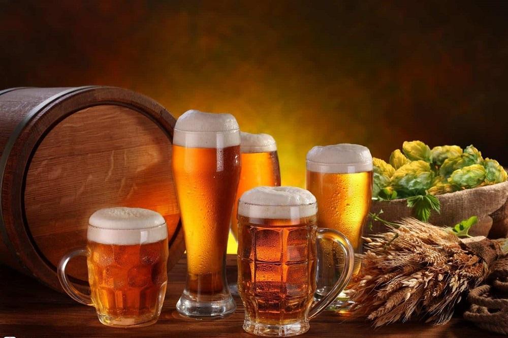 tăng cân do rượu bia