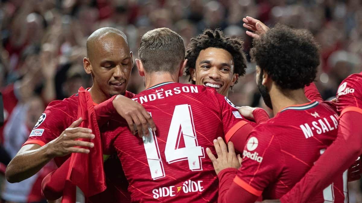 Trận đấu đầy kịch tính giữa Liverpool và AC Milan tại Champions League