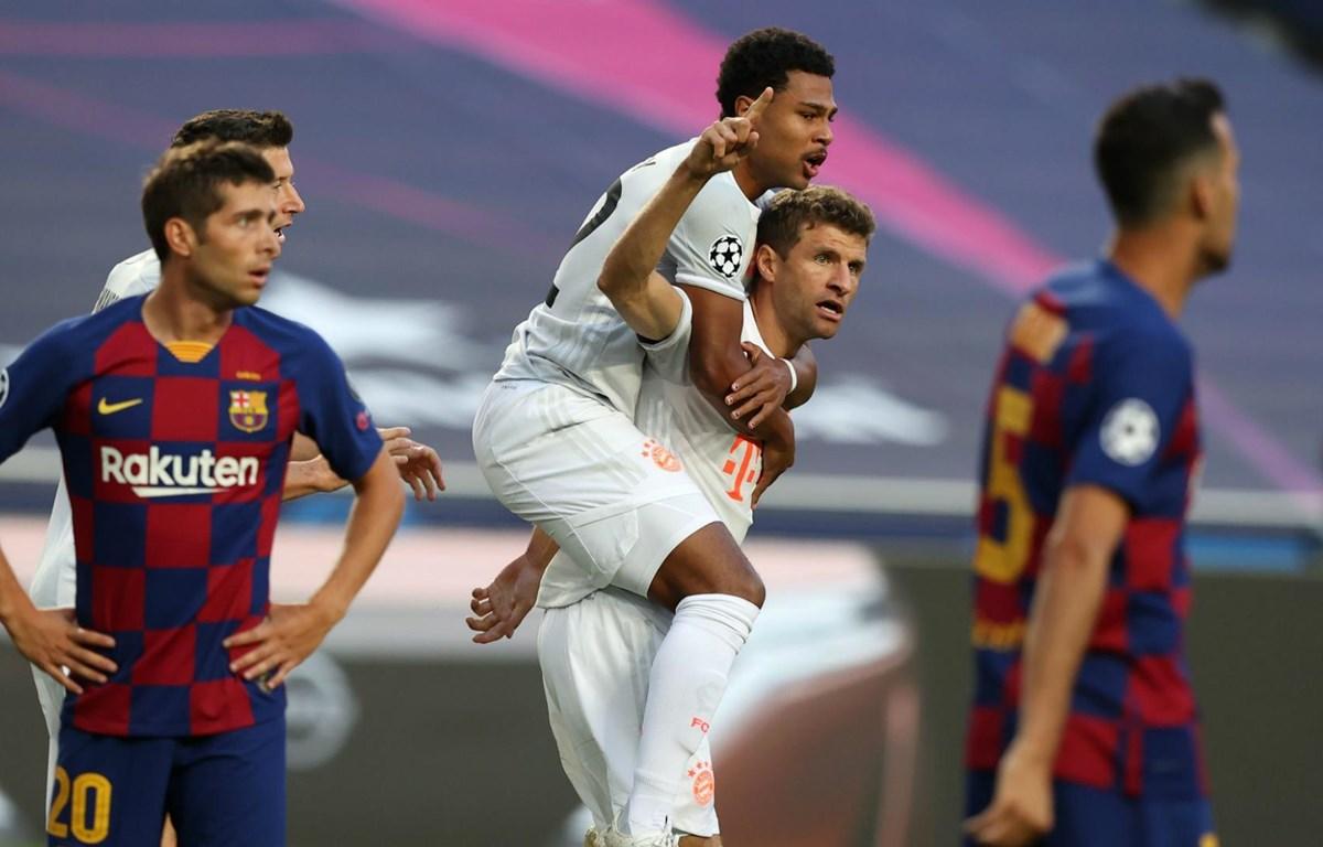 Cuộc chạm trán gây cấn giữa Barcelona và Bayern Munich