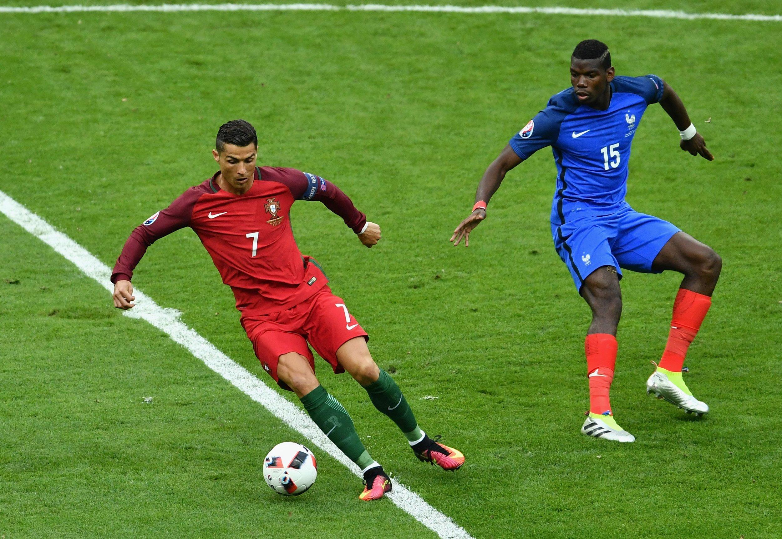 Tìm hiểu kế hoạch chiêu mộ Ronaldo và Pogba của PSG