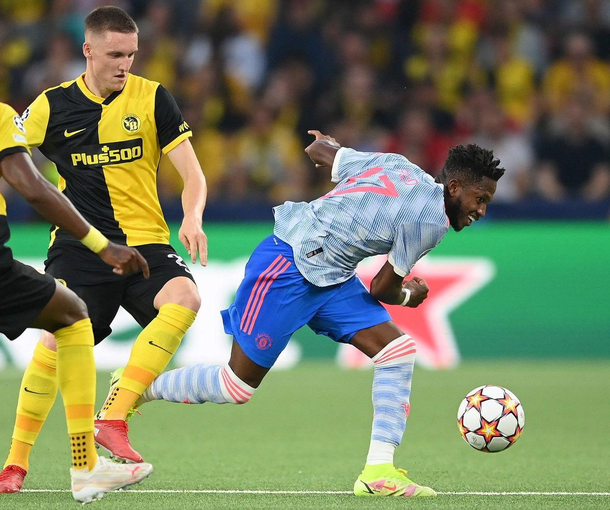 Man Utd và Young Boys lại gặp nhau trong vòng bảng Champions League