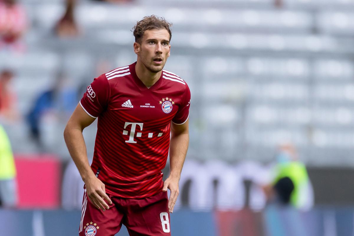 Leon Goretzka gia hạn với Bayern Munich