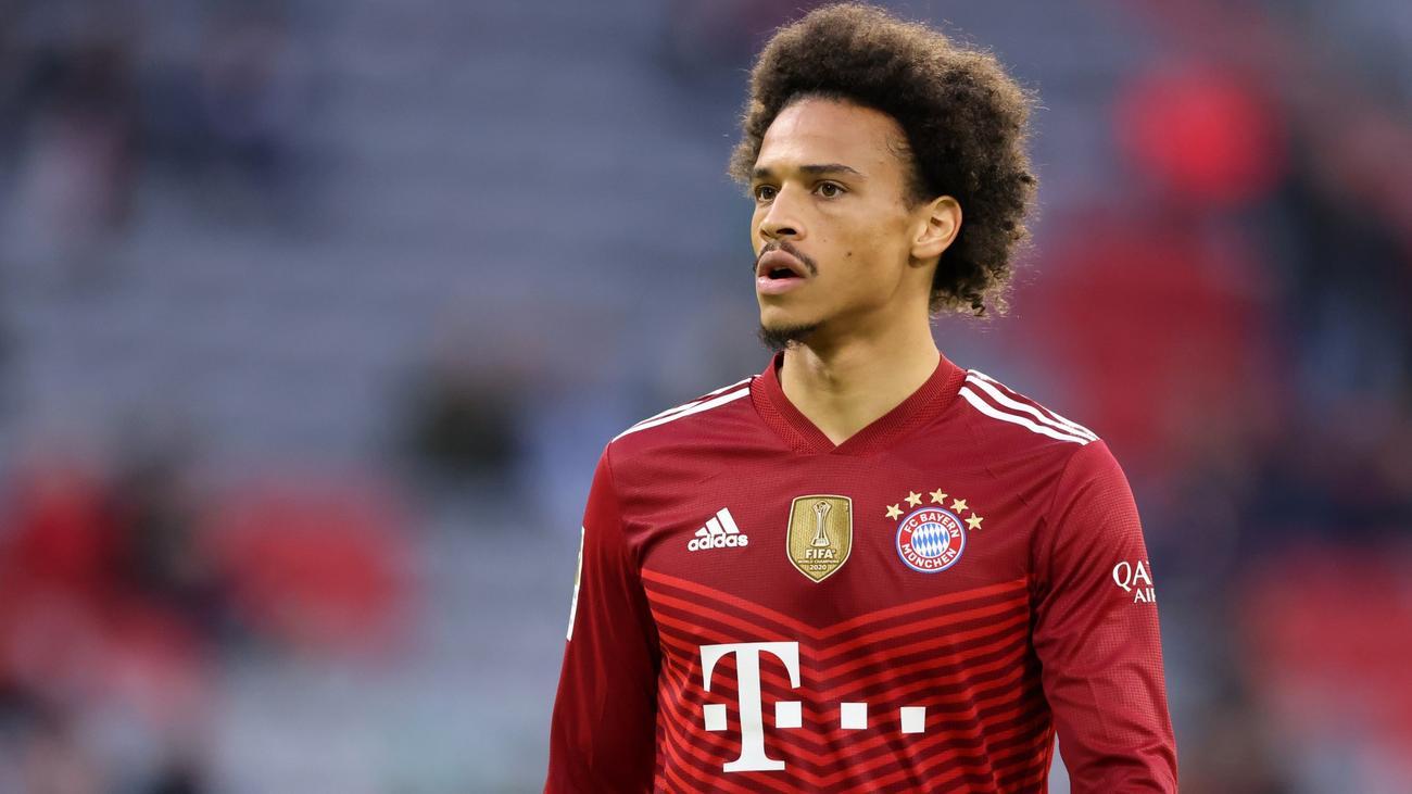 Phong độ thi đấu bất thường của Leroy Sane tại Bayern Munich