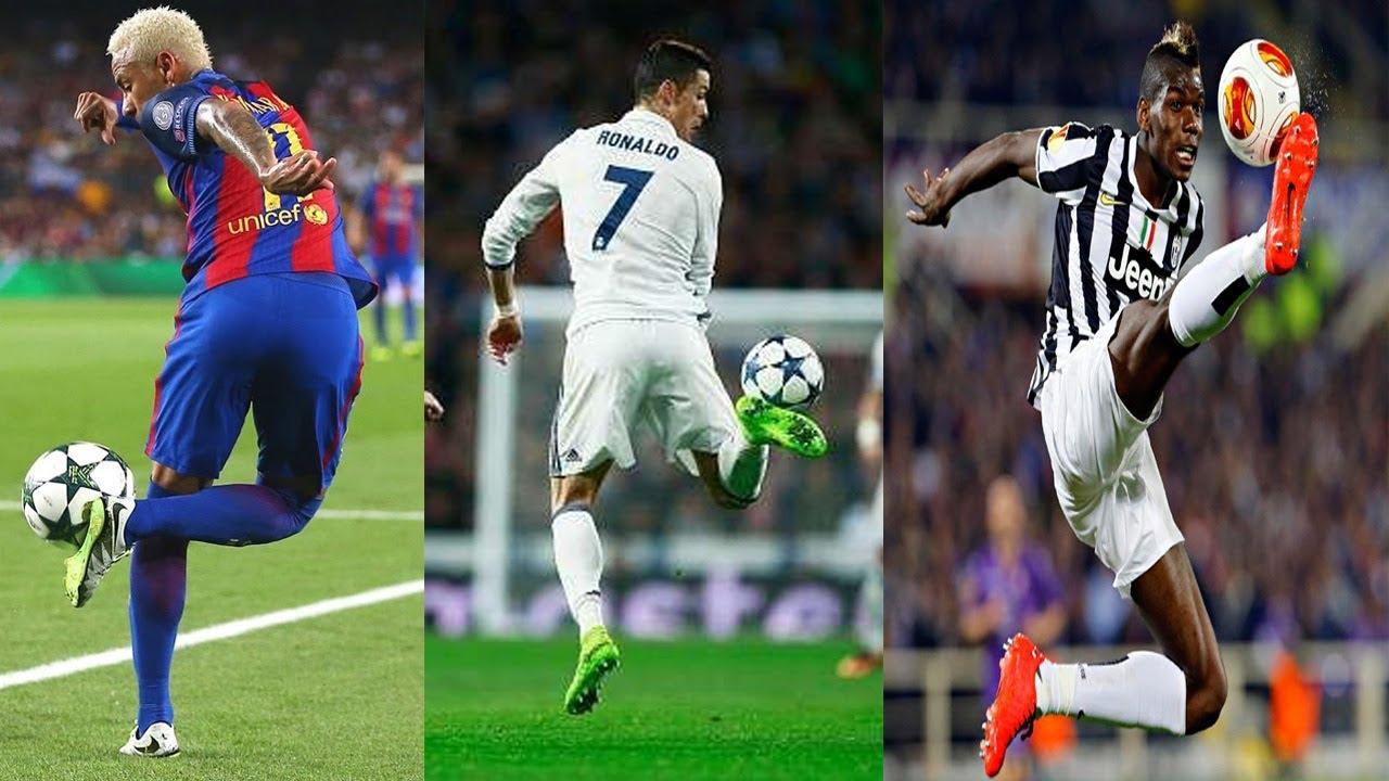 Giới thiệu về kỹ năng khống chế bóng trong bóng đá có thể bạn chưa biết