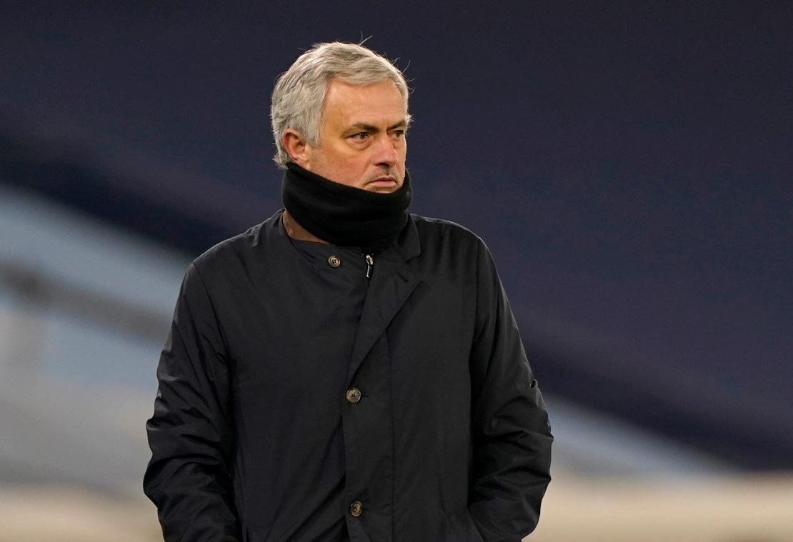 HLV Mourinho đang dự tính cải tổ nhân lực của AS Roma