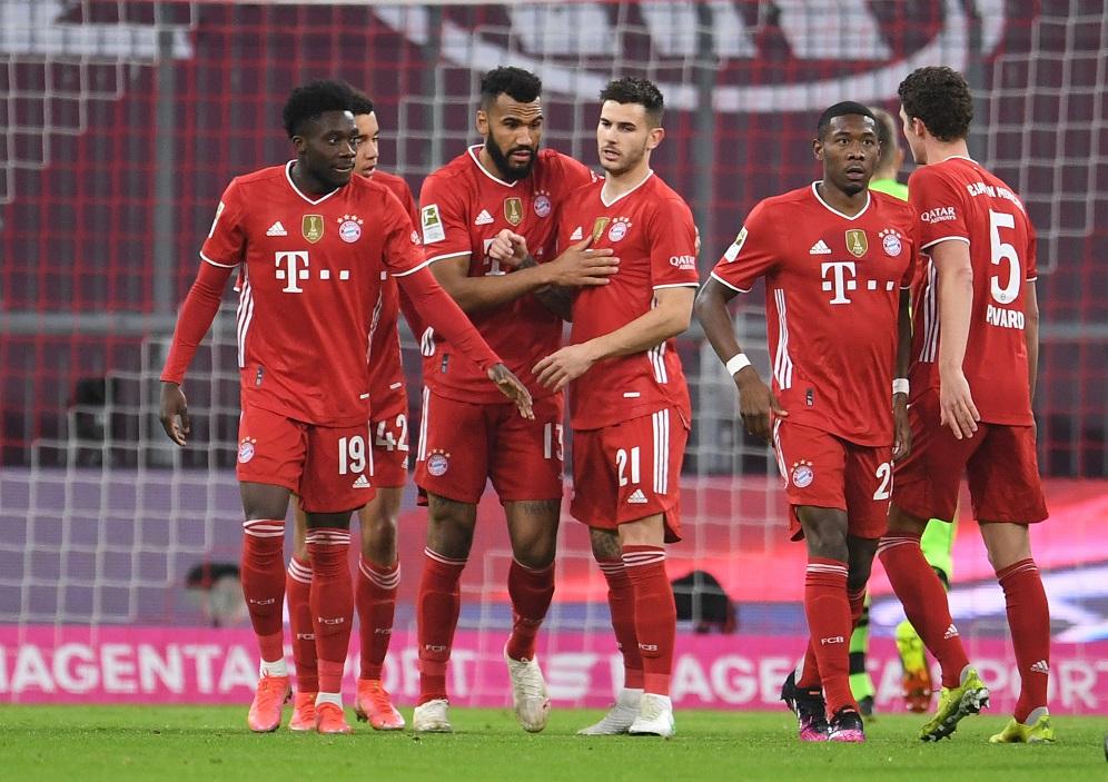 Đội hình các cầu thủ trẻ tuổi của Bayern Munich