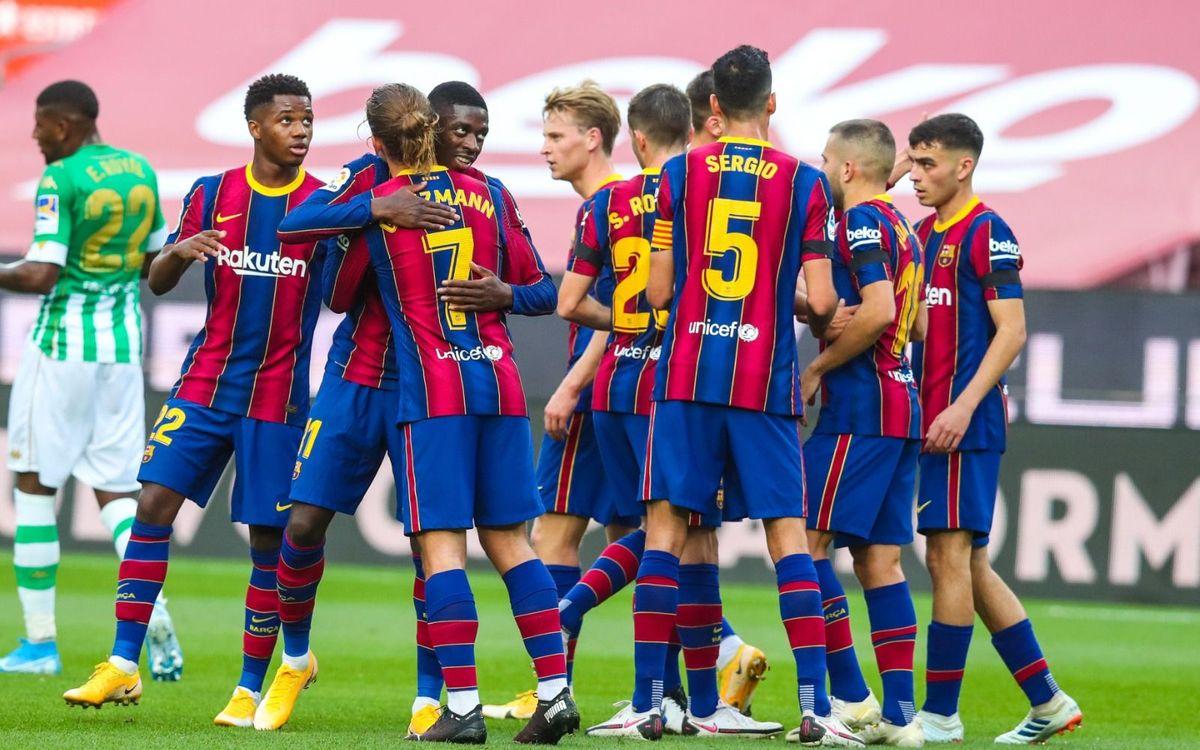 Đội hình CLB Barcelona