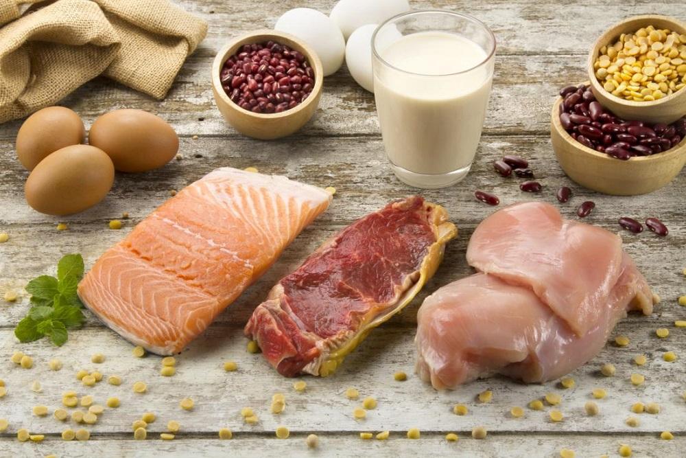Thực phẩm chứa nhiều Protein nâng cao thể lực
