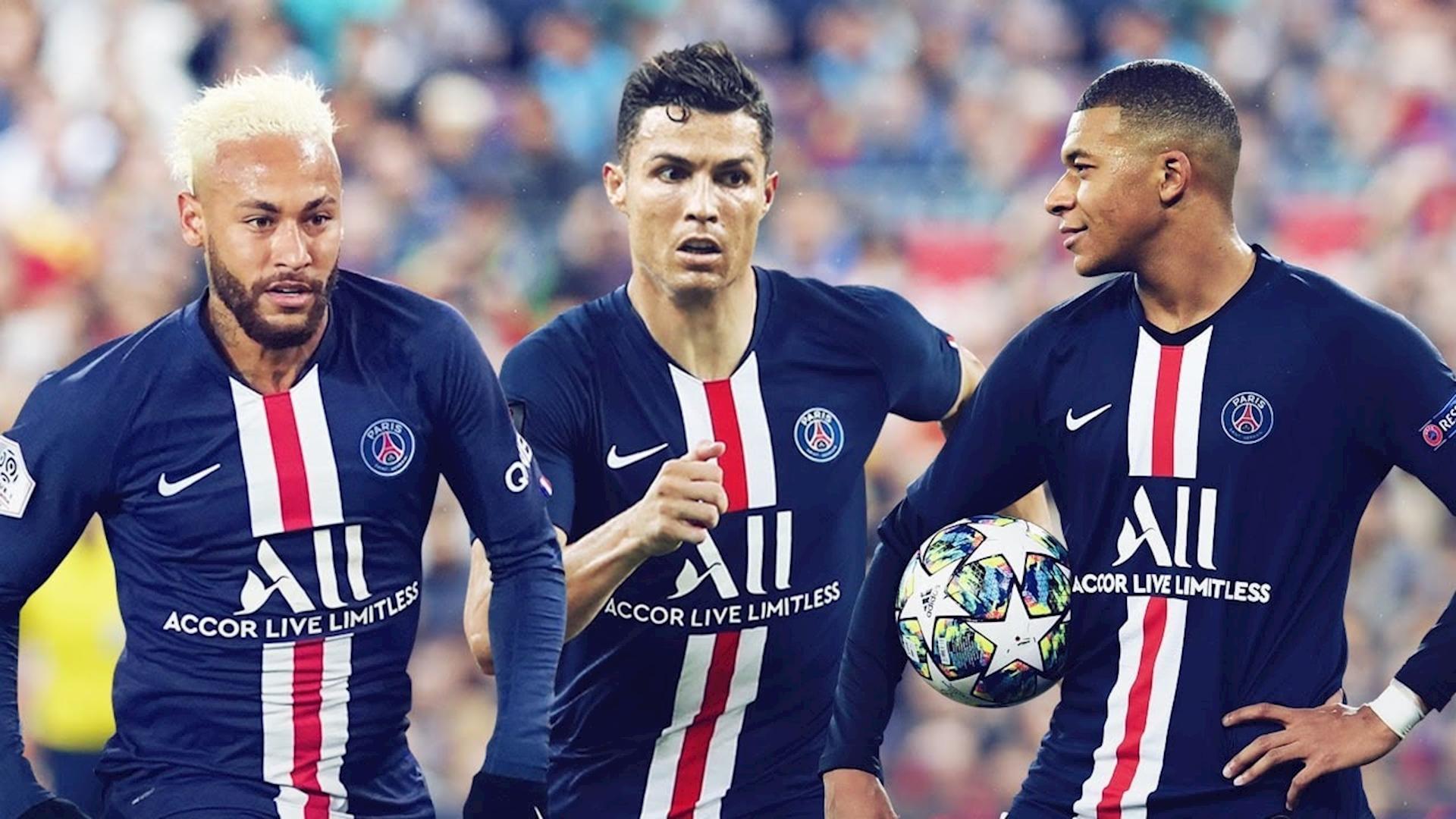 PSG chiêu mộ Ronaldo và Pogba như thế nào?