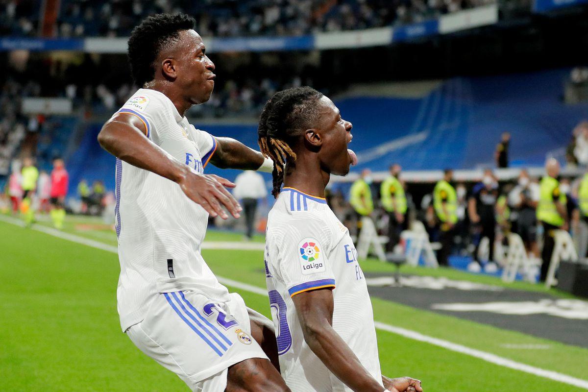 Vòng 4 La Liga 2021 - 2022: Real Madrid thắng Celta Vigo với tỷ số 5 - 2