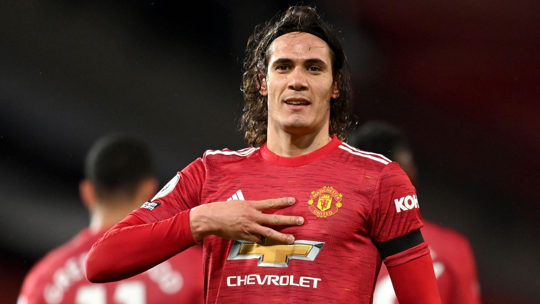 Cavani sẽ sớm được quay trở lại theo kế hoạch của Man Utd